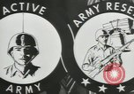 Image of army components United States USA, 1955, second 23 stock footage video 65675073575