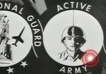 Image of army components United States USA, 1955, second 32 stock footage video 65675073575