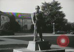 Image of United States Army Infantry School Fort Benning Georgia USA, 1958, second 3 stock footage video 65675073582