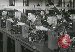 Image of United States Army Infantry School Fort Benning Georgia USA, 1958, second 37 stock footage video 65675073582