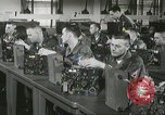 Image of United States Army Infantry School Fort Benning Georgia USA, 1958, second 39 stock footage video 65675073582