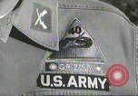 Image of United States Army Infantry School Fort Benning Georgia USA, 1958, second 61 stock footage video 65675073582