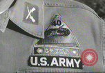 Image of United States Army Infantry School Fort Benning Georgia USA, 1958, second 62 stock footage video 65675073582
