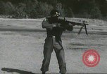 Image of United States Army Infantry School Fort Benning Georgia USA, 1958, second 48 stock footage video 65675073584