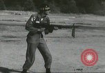 Image of United States Army Infantry School Fort Benning Georgia USA, 1958, second 50 stock footage video 65675073584