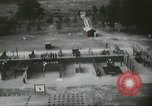 Image of United States Army Infantry School Fort Benning Georgia USA, 1958, second 4 stock footage video 65675073591