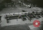 Image of United States Army Infantry School Fort Benning Georgia USA, 1958, second 7 stock footage video 65675073591