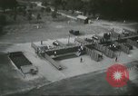 Image of United States Army Infantry School Fort Benning Georgia USA, 1958, second 9 stock footage video 65675073591