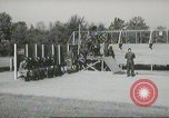 Image of United States Army Infantry School Fort Benning Georgia USA, 1958, second 23 stock footage video 65675073591