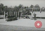 Image of United States Army Infantry School Fort Benning Georgia USA, 1958, second 25 stock footage video 65675073591