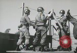 Image of United States Army Infantry School Fort Benning Georgia USA, 1958, second 38 stock footage video 65675073591