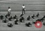 Image of infantrymen United States USA, 1940, second 27 stock footage video 65675073598