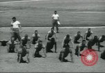 Image of infantrymen United States USA, 1940, second 28 stock footage video 65675073598