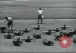 Image of infantrymen United States USA, 1940, second 29 stock footage video 65675073598