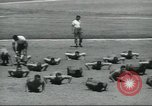 Image of infantrymen United States USA, 1940, second 32 stock footage video 65675073598