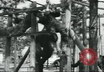 Image of infantrymen United States USA, 1940, second 42 stock footage video 65675073598