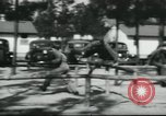 Image of infantrymen United States USA, 1940, second 44 stock footage video 65675073598