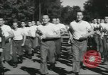 Image of United States Army Rangers United States USA, 1955, second 15 stock footage video 65675073600