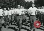 Image of United States Army Rangers United States USA, 1955, second 16 stock footage video 65675073600