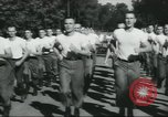 Image of United States Army Rangers United States USA, 1955, second 17 stock footage video 65675073600