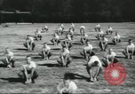 Image of United States Army Rangers United States USA, 1955, second 37 stock footage video 65675073600