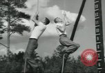 Image of United States Army Rangers United States USA, 1955, second 45 stock footage video 65675073600