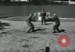 Image of United States Army Rangers United States USA, 1955, second 53 stock footage video 65675073600
