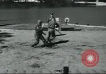 Image of United States Army Rangers United States USA, 1955, second 56 stock footage video 65675073600