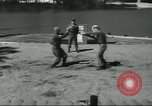 Image of United States Army Rangers United States USA, 1955, second 57 stock footage video 65675073600