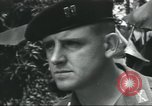Image of Special Forces soldiers United States USA, 1955, second 24 stock footage video 65675073601