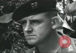 Image of Special Forces soldiers United States USA, 1955, second 25 stock footage video 65675073601