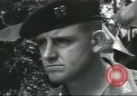 Image of Special Forces soldiers United States USA, 1955, second 26 stock footage video 65675073601