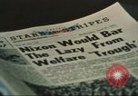 Image of Stars and Stripes newspaper United States USA, 1975, second 52 stock footage video 65675073615