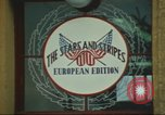 Image of Stars and Stripes newspaper Darmstadt Germany, 1975, second 48 stock footage video 65675073616