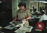 Image of Stars and Stripes newspaper Tokyo Japan, 1975, second 56 stock footage video 65675073618