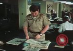 Image of Stars and Stripes newspaper Tokyo Japan, 1975, second 58 stock footage video 65675073618