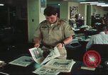 Image of Stars and Stripes newspaper Tokyo Japan, 1975, second 59 stock footage video 65675073618