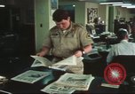 Image of Stars and Stripes newspaper Tokyo Japan, 1975, second 62 stock footage video 65675073618