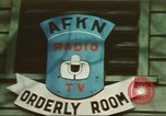 Image of American Forces Radio and Television Station South Vietnam, 1975, second 45 stock footage video 65675073621