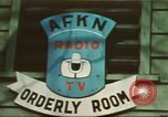 Image of American Forces Radio and Television Station South Vietnam, 1975, second 46 stock footage video 65675073621