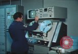 Image of radio station Los Angeles California USA, 1975, second 60 stock footage video 65675073624