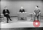 Image of presidential election debate Chicago Illinois USA, 1960, second 8 stock footage video 65675073630