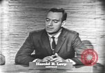 Image of presidential election debate Washington DC USA, 1960, second 23 stock footage video 65675073647