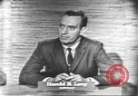 Image of presidential election debate Washington DC USA, 1960, second 25 stock footage video 65675073647