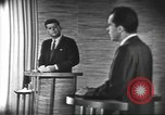 Image of presidential election debate Washington DC USA, 1960, second 61 stock footage video 65675073647