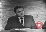 Image of presidential election debate Washington DC USA, 1960, second 15 stock footage video 65675073648