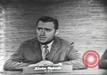Image of presidential election debate Washington DC USA, 1960, second 24 stock footage video 65675073649