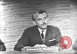Image of presidential election debate Washington DC USA, 1960, second 9 stock footage video 65675073652