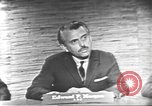 Image of presidential election debate Washington DC USA, 1960, second 13 stock footage video 65675073652