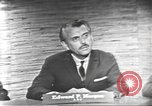 Image of presidential election debate Washington DC USA, 1960, second 26 stock footage video 65675073652
